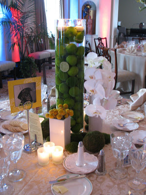Submerged Centerpiece 101 Mocha Rose Floral And Event Design