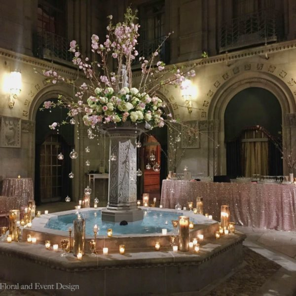 A Very Special 50th Birthday Party at the Duquesne Club, Pittsburgh, PA