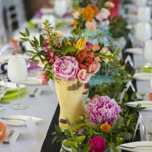 Rain Showers Bring Spring Flowers | A Bridal Shower