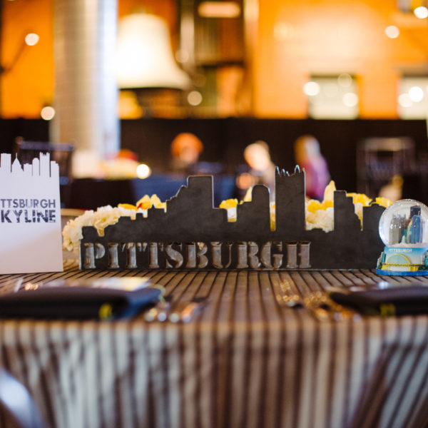 A Pittsburgh Proud Rehearsal Dinner