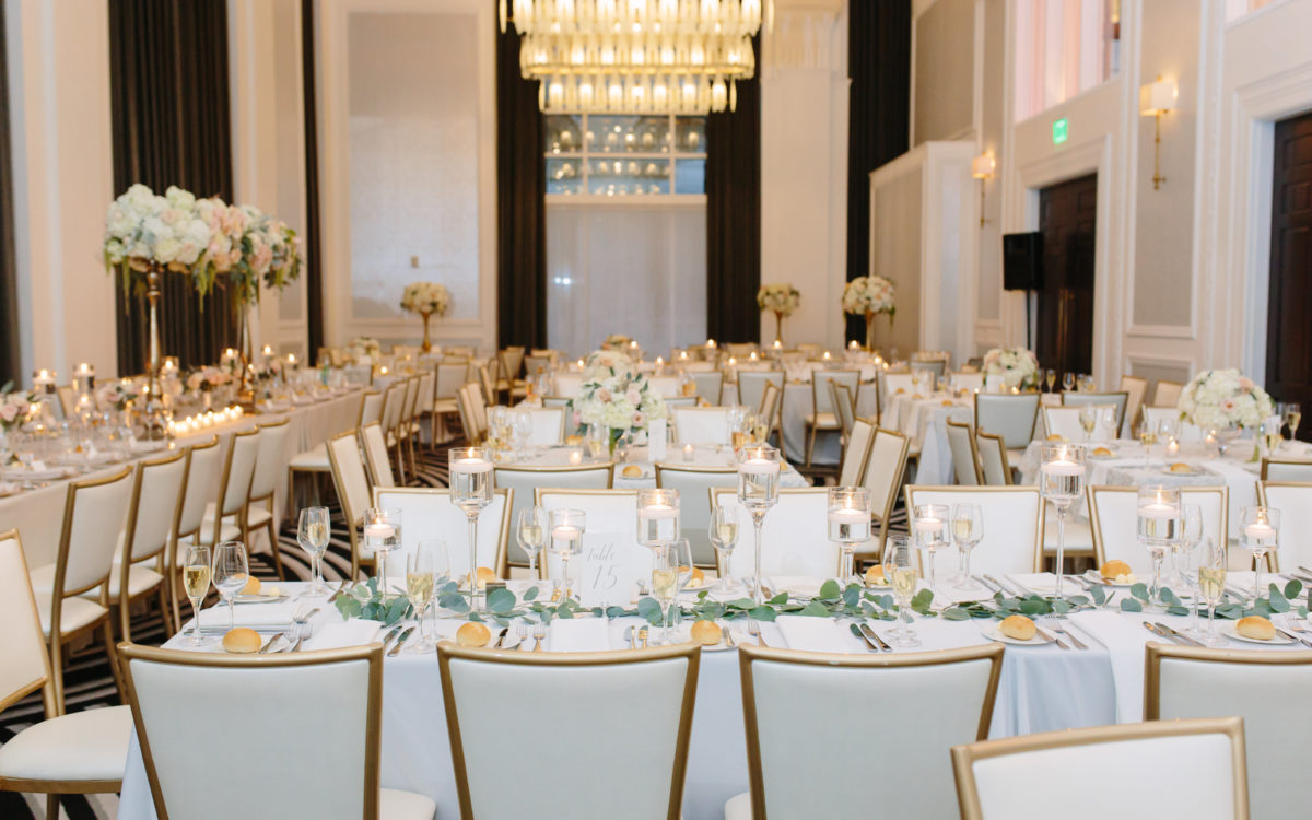 A Dreamy Traditional Meets Modern Wedding